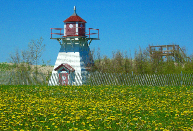 lighthouse Moncton, New Brunswick Canada