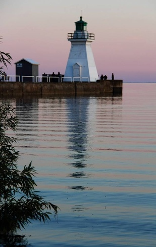 Evening Calm Port Dover, Ontario Canada