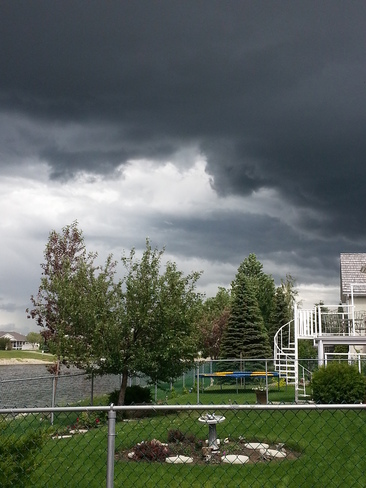 Another storm :( Lethbridge, Alberta Canada