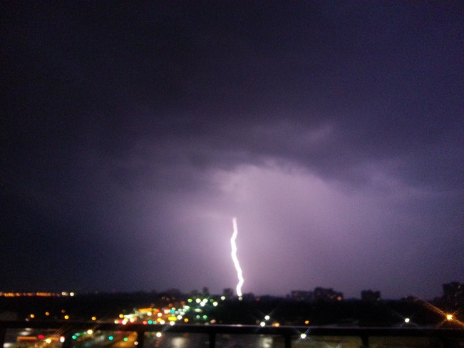 Storms/Lighting Ottawa, Ontario Canada