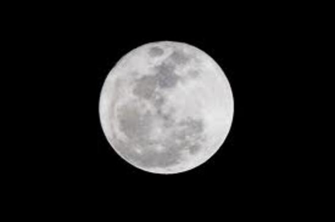 Supermoon Belleville, Ontario Canada