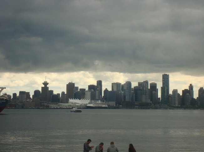 DOWNTOWN VANCOUVER Vancouver, British Columbia Canada