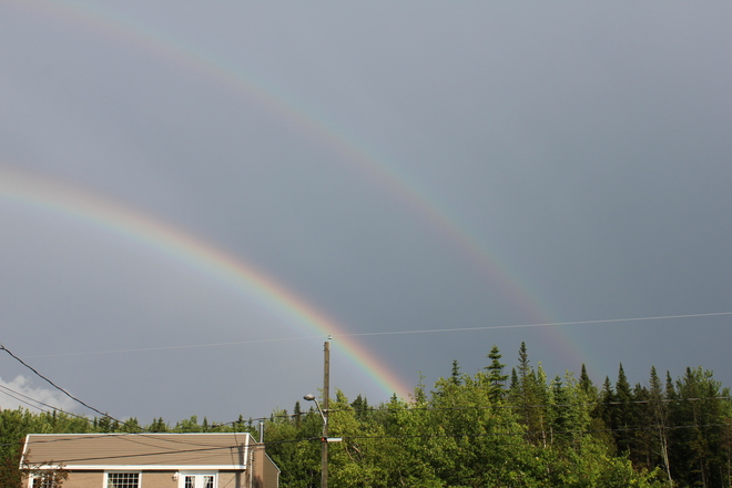 After Thunder Loretteville, Quebec Canada