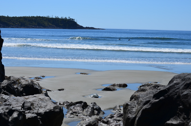 Long Beach Tofino, British Columbia Canada