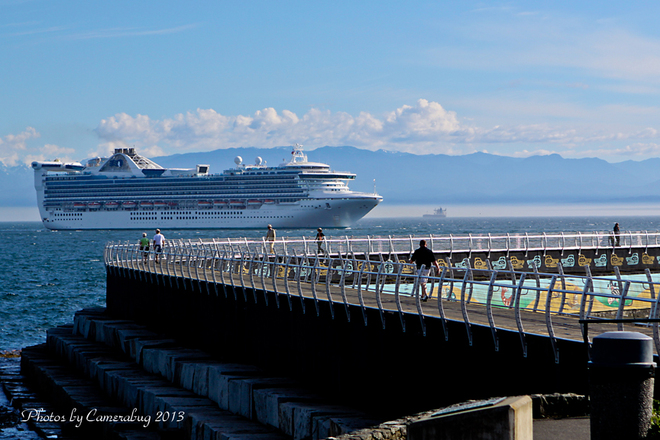 Cruisin' to Victoria Victoria, British Columbia Canada