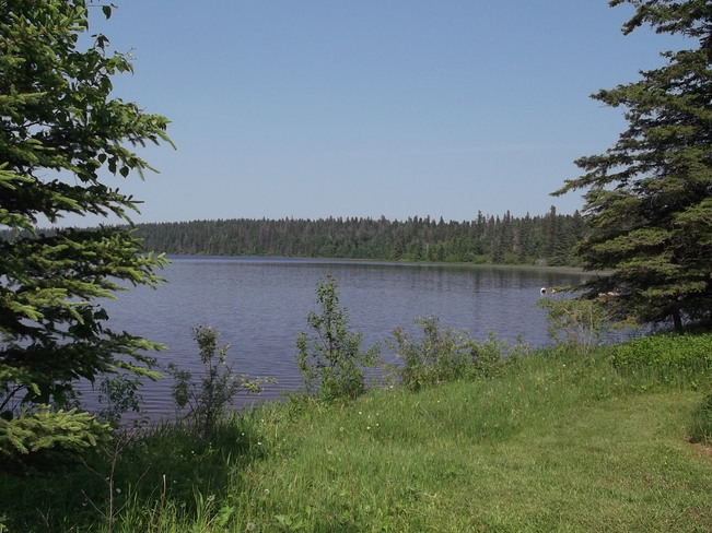 moon lake(riding mtn ntl pk) Dauphin, Manitoba Canada
