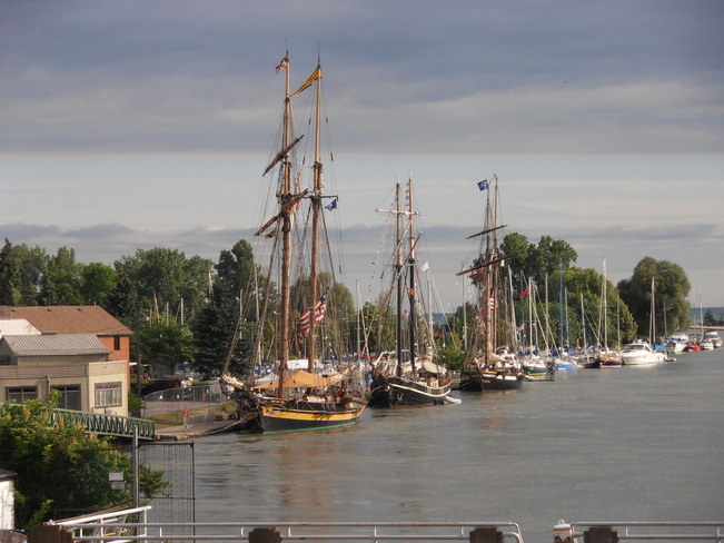 Tall ships St. Catharines, Ontario Canada