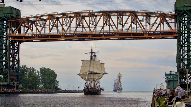 Tall Ships Burlington, Ontario Canada