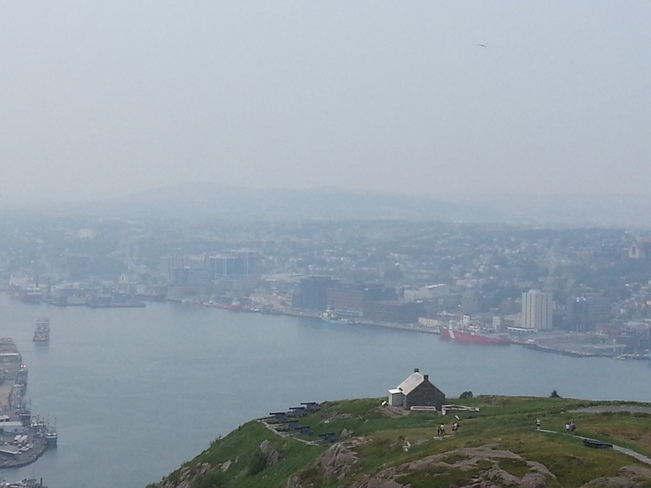 Over Looking The Harbour St. John's, Newfoundland and Labrador Canada