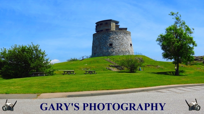 MARTELLO TOWER Saint John, New Brunswick Canada