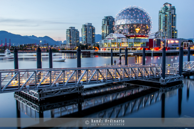 Science World Vancouver, British Columbia Canada