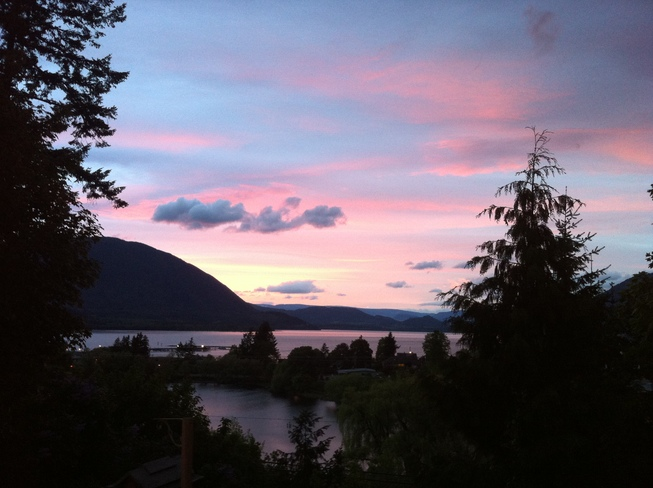 My Favourite View Salmon Arm, British Columbia Canada