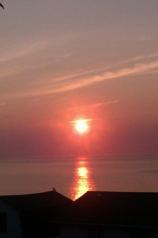 sunrise in Flatrock, NL Flatrock, Newfoundland and Labrador Canada