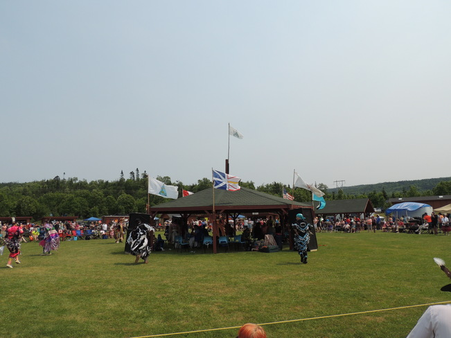 Pow Wow 2013 Conne River, Newfoundland and Labrador Canada