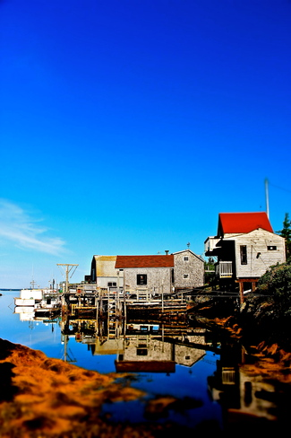 Blue Rocks N.S Lunenburg, Nova Scotia Canada