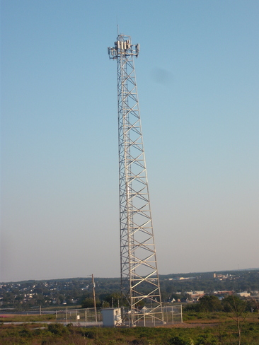 cell tower Sydney, Nova Scotia Canada