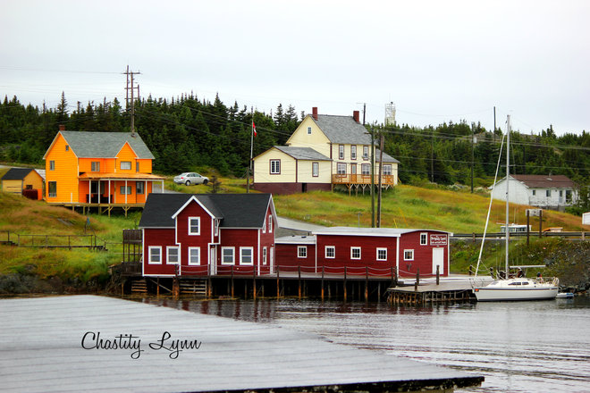 Change Islands, NL Change Islands, Newfoundland and Labrador Canada