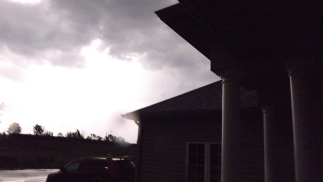 Lightening Storm 19-JUL-13 Fort Erie North, Ontario Canada