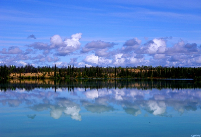 REFLECTIONS! Clinton, British Columbia Canada