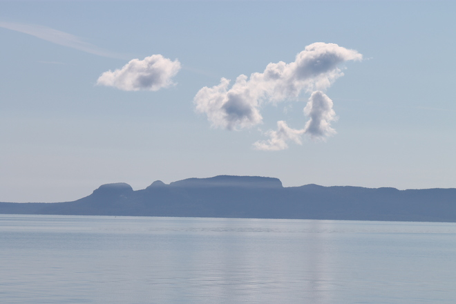 Sleeping Giant Thunder Bay, Ontario Canada