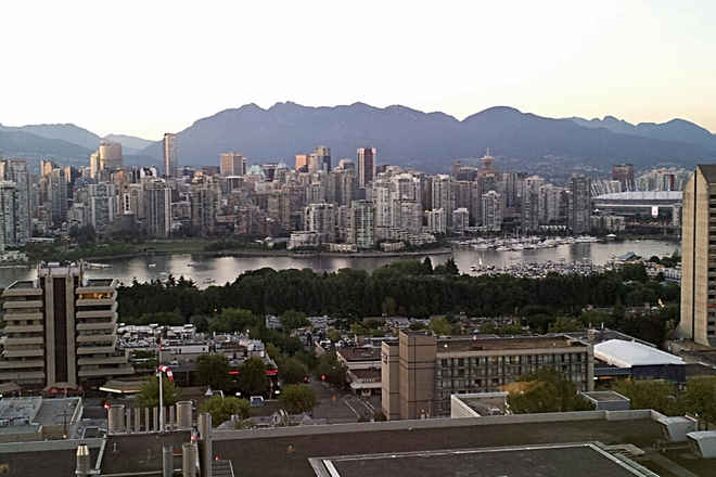 Vancouver - Downtown Surrey, British Columbia Canada
