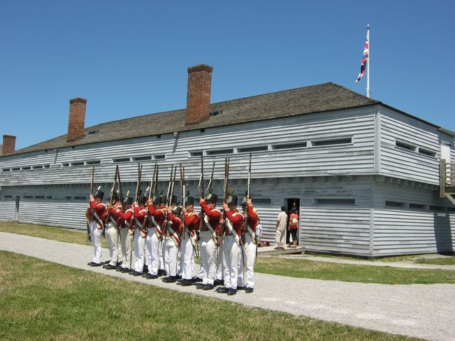 Fort George Niagara On The Lake, Ontario Canada