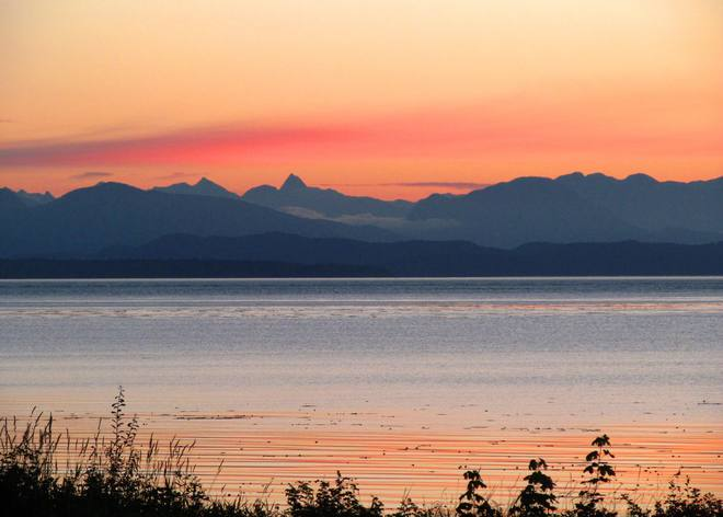 Peaceful Morn! Campbell River, British Columbia Canada