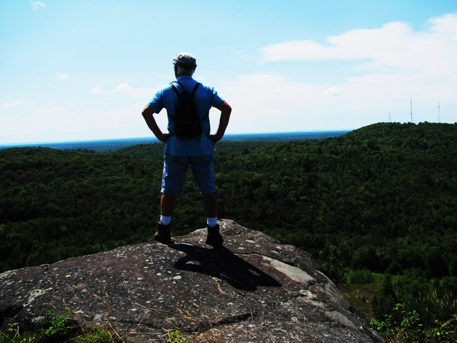 On Top of the World Elliot Lake, Ontario Canada