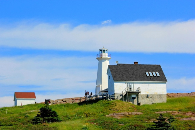Cape Spear Mount Pearl, Newfoundland and Labrador Canada