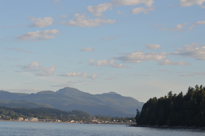 A Calm Morning Sunshine Coast, British Columbia Canada