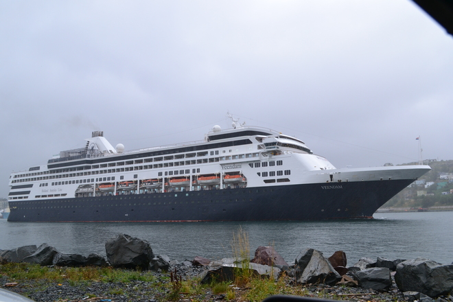 cruise ship St. John's, Newfoundland and Labrador Canada