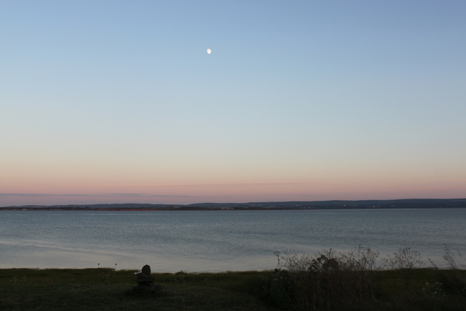 Evening Tide Canning, Nova Scotia Canada