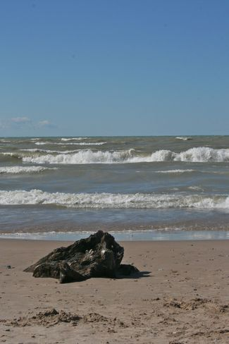Dunes Beach, Pinery Provincial Park-Aug 2013