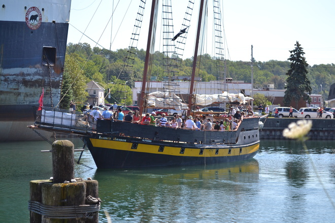 tallships, owen sound, ont. Chesley, Ontario Canada
