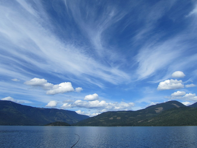sugar Lake Cherryville, British Columbia Canada