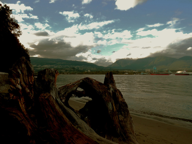 Nice for A Walk in the Beach Vancouver, British Columbia Canada