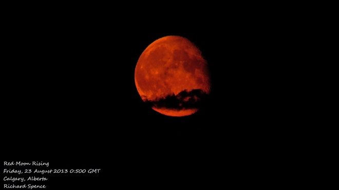 Red Moon Rising Calgary, Alberta Canada