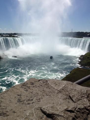 Day at the Falls Niagara Falls, Ontario Canada
