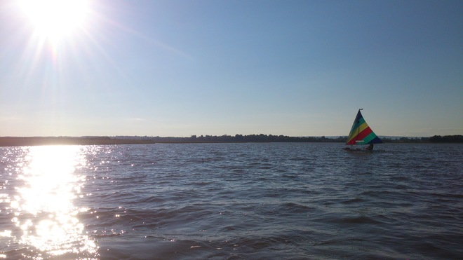 Sailing the Minas Basin 1 Wolfville, Nova Scotia Canada