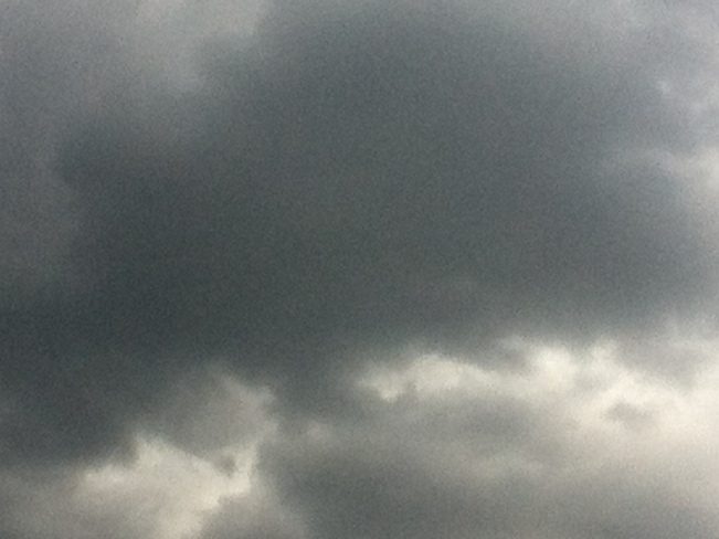 Dark Clouds (Severe Weather Forming) In Toronto, Ontario, Canada Toronto, Ontario Canada