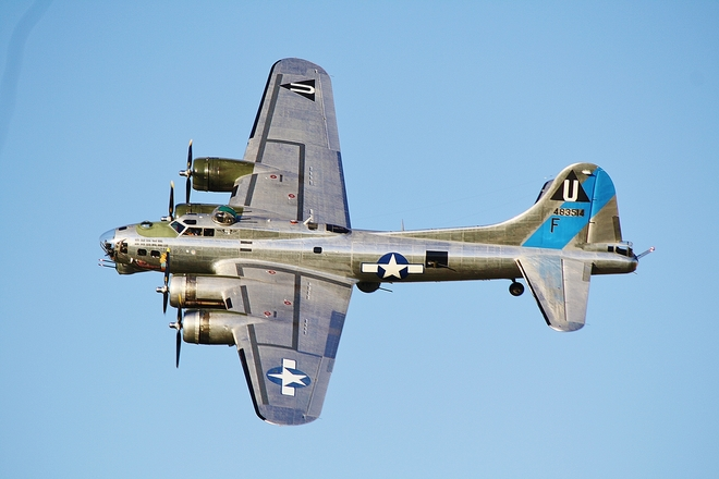 The B-17 that change the WW I I Brandon, Manitoba Canada