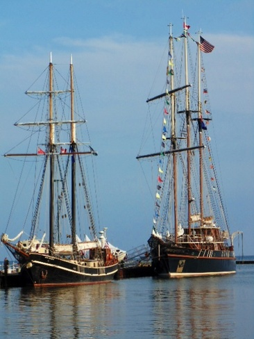 Tall Ships North Ridge, Ontario Canada