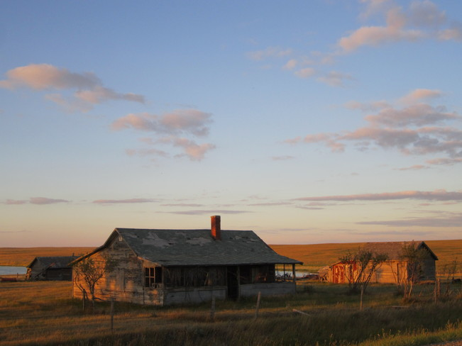 once upon a time Maple Creek, Saskatchewan Canada
