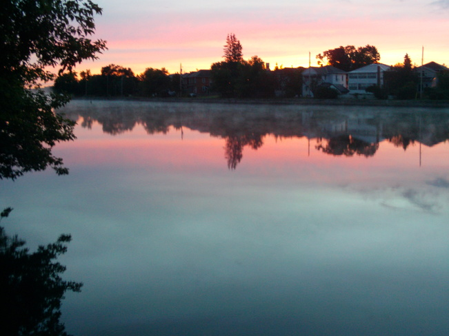 Another beautiful sunrise Campbellford, Ontario Canada