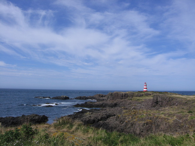Brier Island-West Light Westport, Nova Scotia Canada