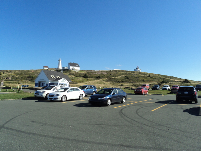 Petty Harbour & 2. Cape Spear Carbonear, Newfoundland and Labrador Canada