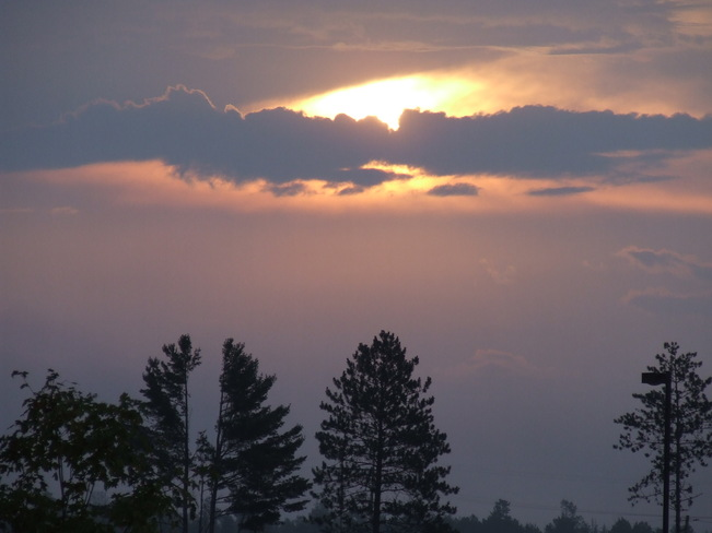 September Sunrise Petawawa, Ontario Canada