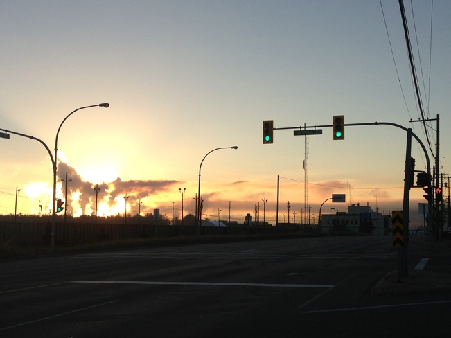 PG Air Quality Prince George, British Columbia Canada