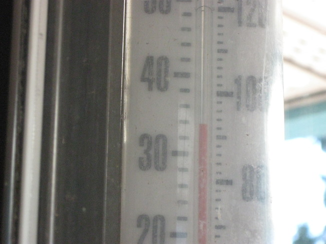 9/11 & 34 degrees in Surrey - whew! Surrey, British Columbia Canada