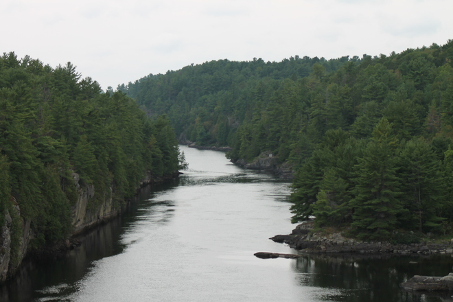 French River French River, Ontario Canada